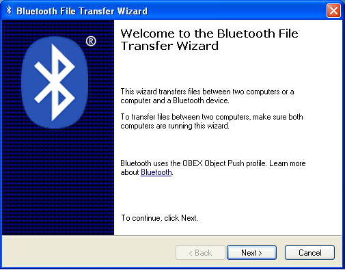 Download the latest version of Bluetooth File Sender free