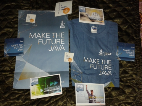 Make The Future Java