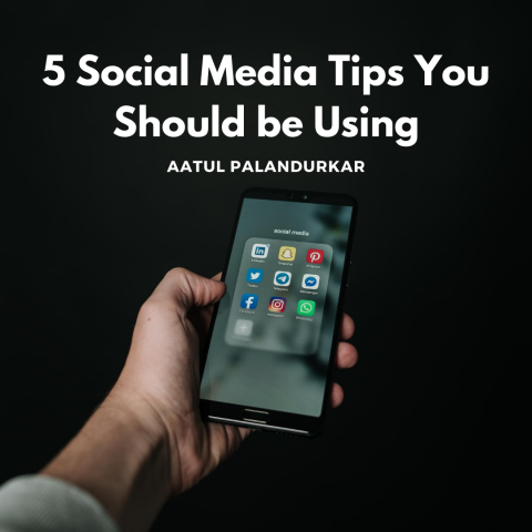 5 Social Media Tips You Should be Using